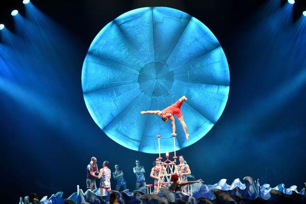 Coronavirus: le Cirque du Soleil met à pied 95% de ses