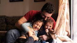 ¿Cómo pueden gestionar los padres separados el confinamiento en