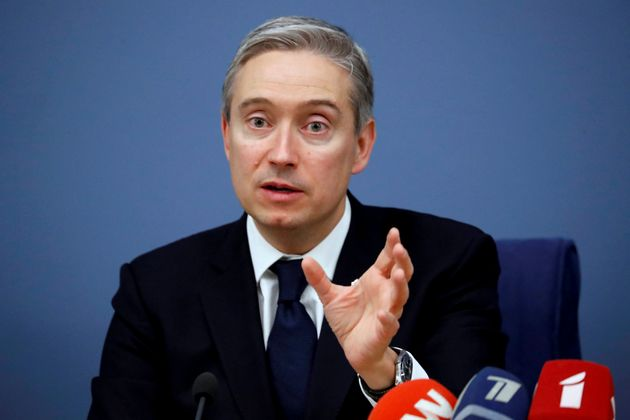 François-Philippe Champagne (Photo
