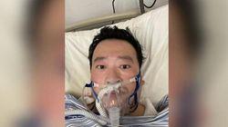 La Policía de Wuhan se disculpa con la familia del médico chino que alertó del