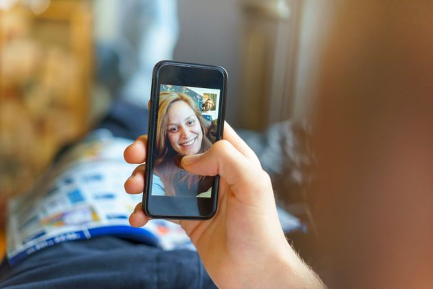 Make use of Facetime while your family member is in