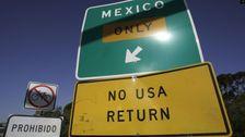 Trumpf Schließt US-Grenze zu Mexiko, Um Unnötige Traffic
