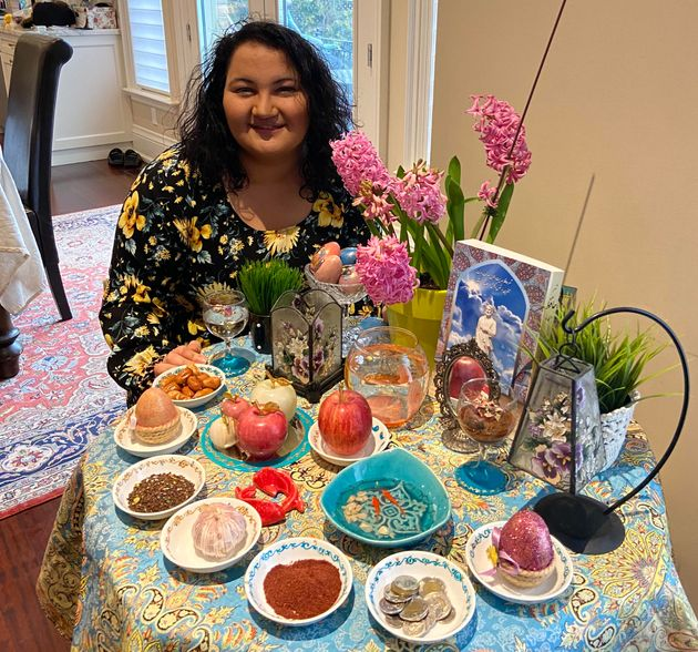The pandemic has changed how I celebrate Nowruz, but it hasn't changed