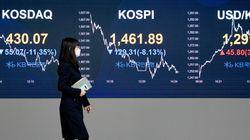 한국과 미국이 600억 달러 규모의 통화스와프를