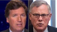 Tucker Carlson: Wenn Die Vorwürfe Gegen Sen., Richard Burr, Wahr Sind,