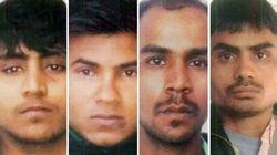 인도 2012년 버스 집단 성폭행범 4명에 대한 사형이
