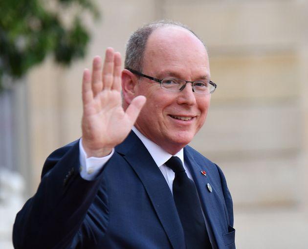 Alberto de Mónaco, fotografiado el 30 de septiembre de