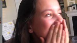 ΗΠΑ: Η έκπληξη ενός κοριτσιού όταν το πάρτι γενεθλίων της ακυρώθηκε λόγω