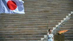 Y mientras, en Japón... aterriza la llama de los Juegos Olímpicos de Tokio