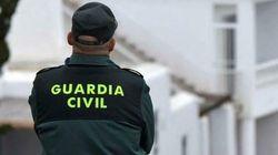 Una mujer de Zaragoza escupe a siete guardias civiles y después da positivo por