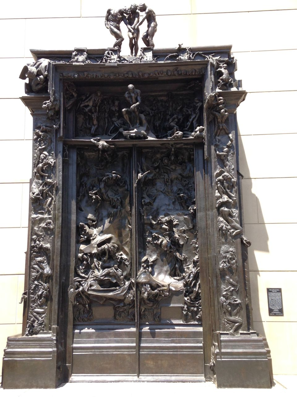 Rodin : Οι Πύλες της Κολάσεως...