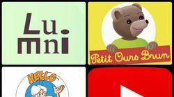 Ces vidéos Youtube vous aideront à occuper les enfants durant le