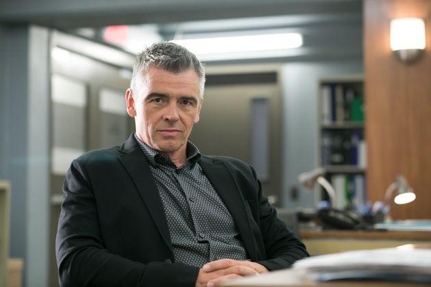 Patrice Godin dans District 31