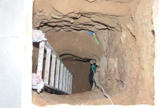Αντιτρομοκρατική: Βρήκαμε τούνελ 47 μέτρων, κάμερες επιτήρησης και