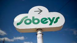 Sobeys Installs Plexiglas Shields To Protect Store