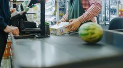 COVID-19: les travailleurs d'épicerie demandent d'être mieux