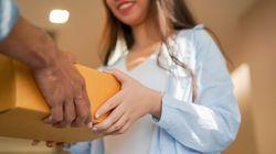 Los pasos que tienes que seguir al recibir un paquete en casa en plena crisis del