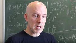 El físico Álex Arenas: