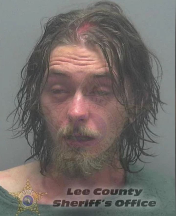 Joseph Newell is accused of beating a pregnant woman he accused of having the coronavirus.