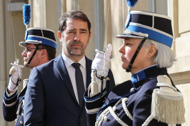 Christophe Castaner, ministre de