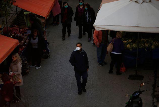 Στα 495 τα κρούσματα στην Ελλάδα- τρεις νεκροί σε 24