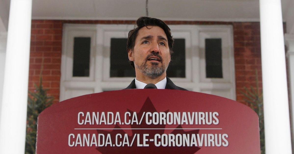 亡命希望者は新しい規則の下でカナダ国境に送り返されるでしょう:トルドー