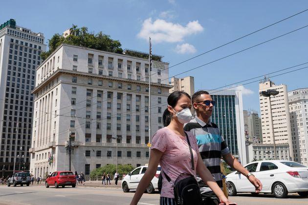 Das 8 mortes no Brasil causadas pela covid-19, 6 foram no estado de São