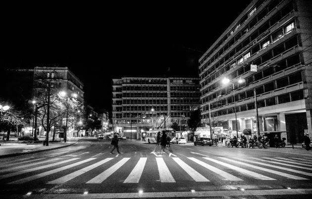 Αθήνα, Πλατεία Συντάγματος....