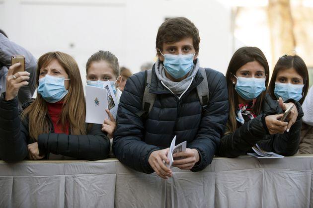 Italia registra 627 muertos en un día por coronavirus y ya supera los