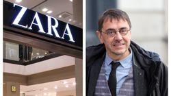 La comentada respuesta de Zara a este tuit de Juan Carlos Monedero sobre Inditex y el