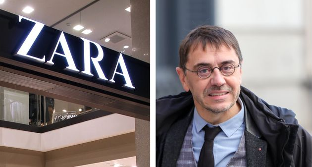 Zara responde a Monedero sobre el ERTE de