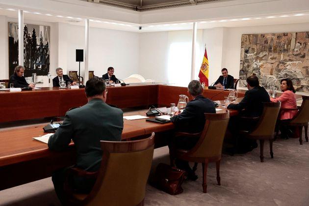 Comité de Gestión de la Crisis del