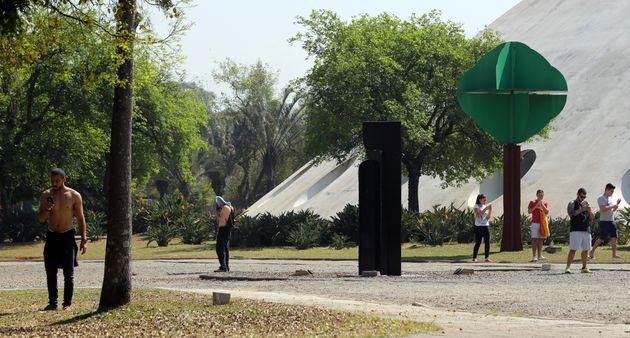 O Ibirapuera ficará fechado a partir deste sábado, até o fim de