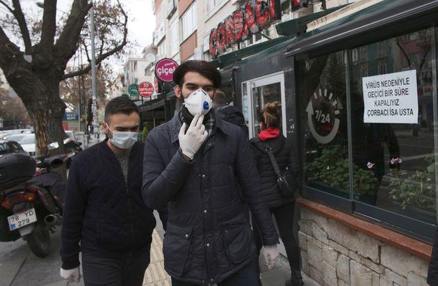 Τουρκία: 311 νέα κρούσματα σε 24 ώρες - Εννιά οι