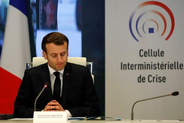 54% des Français interrogés par l'institut YouGov jugent que le gouvernement gère bien l'épidémie de