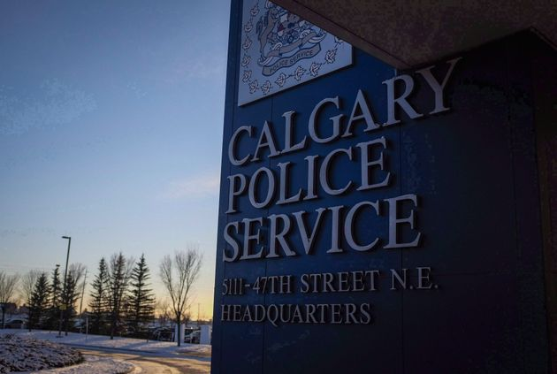 Calgary Police Service's headquarters building is