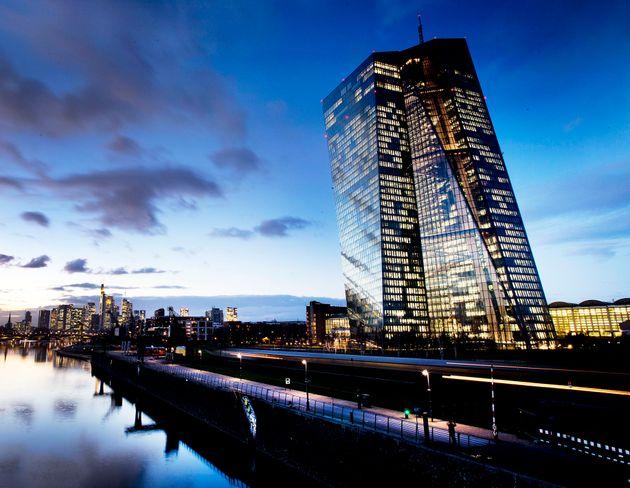 Το κτίριο της Ευρωπαϊκής...