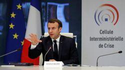Εκτοξεύτηκε η δημοτικότητα του Μακρόν με τους Γάλλους να συμφωνούν με τα δραστικά