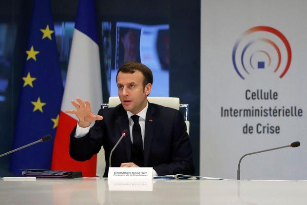 Εκτοξεύτηκε η δημοτικότητα του Μακρόν με τους Γάλλους να συμφωνούν με τα δραστικά μέτρα για τον