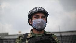 콜롬비아도 전국 봉쇄 계획을
