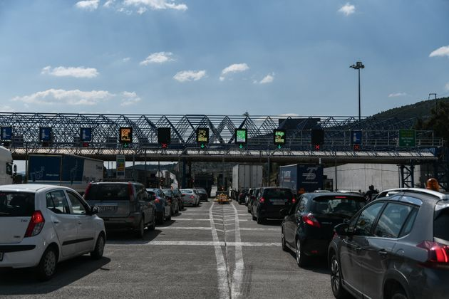 Eurokinissi/tolls