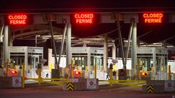 Coronavirus: La frontière canado-américaine fermée aux