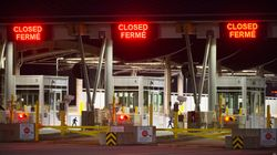Canada-U.S. Border Officially Closes To Non-Essential
