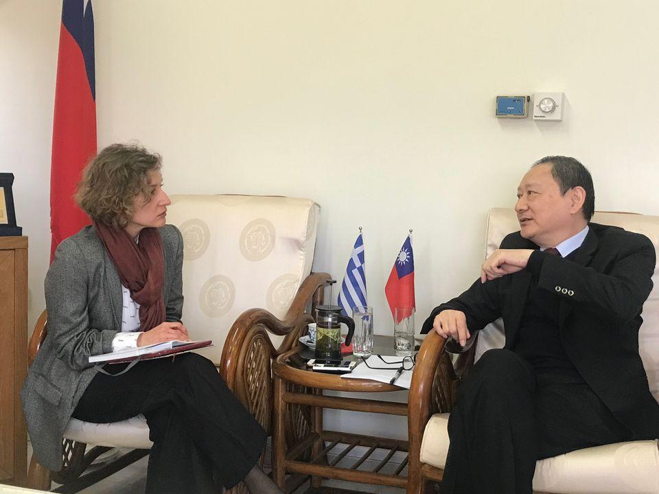Εκπρόσωπος της Ταϊβάν στην Ελλάδα: Ο εφησυχασμός της Ευρώπης για τον κορονοϊό και τι κάναμε