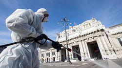 Italia supera los 10.000 muertos, pero sigue tendencia a la baja de