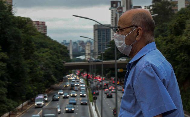 São Paulo é o Estado mais afetado pela covid-19, com 459 casos e 15