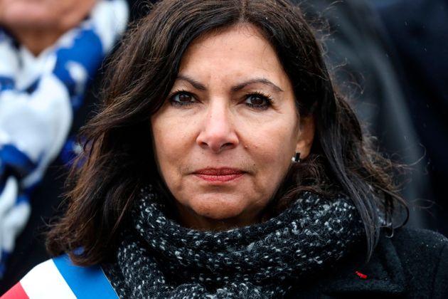 Anne Hidalgo, ici le 11 novembre 2019, souhaite un confinement