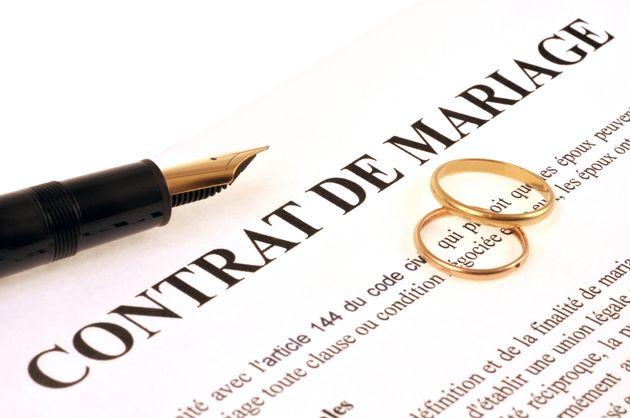 Pas de mariage ni de PACS jusqu'à nouvel ordre, sauf