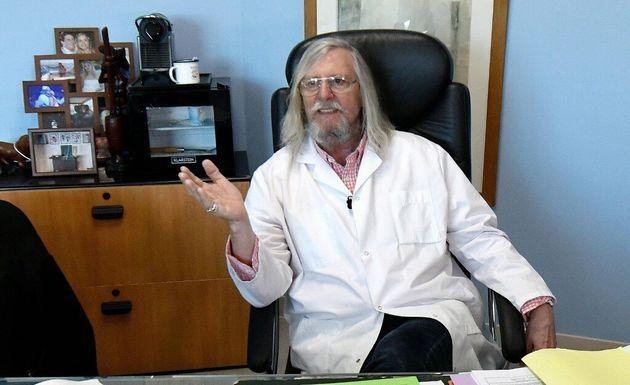 Véran lance un essai clinique sur la chloroquine, molécule soutenue par Didier Raoult (sur...