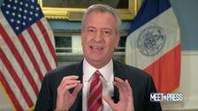 NYC Δήμαρχος Bill De Blasio: Περισσότεροι Άνθρωποι Θα Πεθάνουν, Αν το Ατού δεν Ενεργεί Για Coronavirus